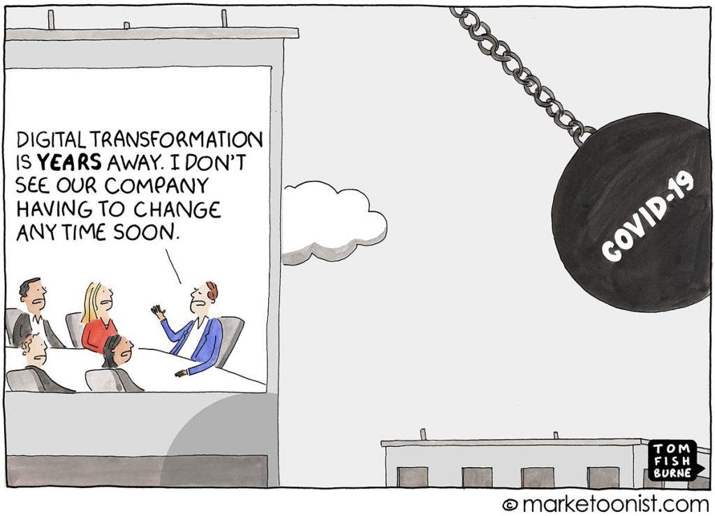 Digital Transformation - Covid19