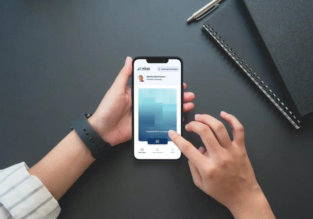 Alive Digital Vaccination App